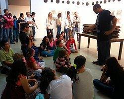 3. İstanbul Çocuk Ve Gençlik Sanat Bienali Başlıyor