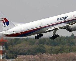 Kayıp Uçağın Enkazının Bulunduğu İddia Edildi