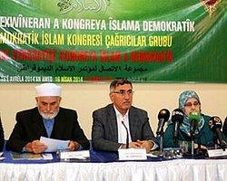 Demokratik İslam Kongresi için Türkçe, Kürtçe ve Arapça Çağrı