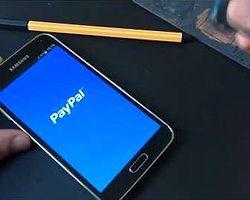 Galaxy S5'İn Parmak İzi Sensörünü Şaşırttılar!