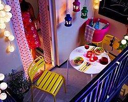 Balkonunuzun Havasını Değiştirmeye Ne Dersiniz?