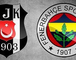Beşiktaş-F.Bahçe Maçında İddaa Oranları Açıklandı