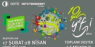 Türkiye'nin En Prestijli Teknolojik İş Fikri Yarışması Yeni Fikirler Yeni İşler 1.5 Milyon TL Ödül Veriyor!