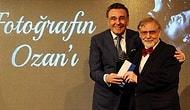 Aydın Doğan Vakfı Ödülü Ozan Sağdıç'ın