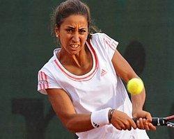 Milli Tenisçi Çağla Büyükakçay, Çeyrek Finalde Elendi