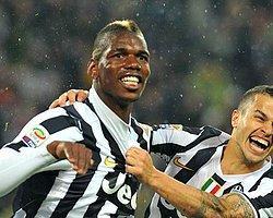 Juventus Tek Attı Üç Aldı