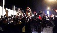 Sarı Kırmızılılar Maç Sonrası Florya'yı Bastı!
