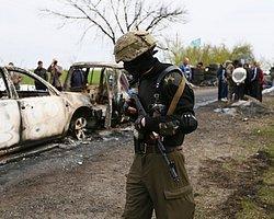 Ukrayna'daki Saldırıya Soruşturma