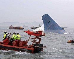 G. Kore'de Gemi Faciası: Gemideki Son Konuşmalar