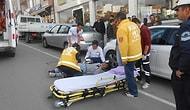 Bilecik'te Meydana Gelen Trafik Kazasında 1 Kişi Yaralı
