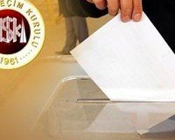 Yalova'daki Seçim İptal Edildi