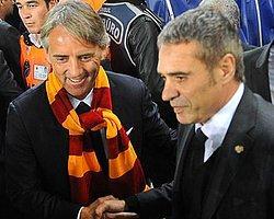 Yanal'dan Mancini'ye Büyük Fark