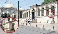 Çemberlitaş'taki Tarihi Küre  Kayboldu...