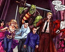 Son olarak Justice League Dark