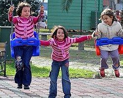 Türkiye Nüfusunun Yüzde 30'u Çocuk