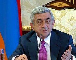 Sarkisyan: 'Ankara İnkar Etse de Türkler Düşmanımız Değil'