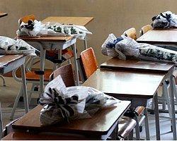 Gemi Faciasında Öğrencilerini Kaybeden Okul...