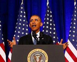 Obama Bir Kez Daha 'Büyük Felaket' Dedi