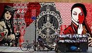 25 Müthiş Sokak Sanatı Örneği