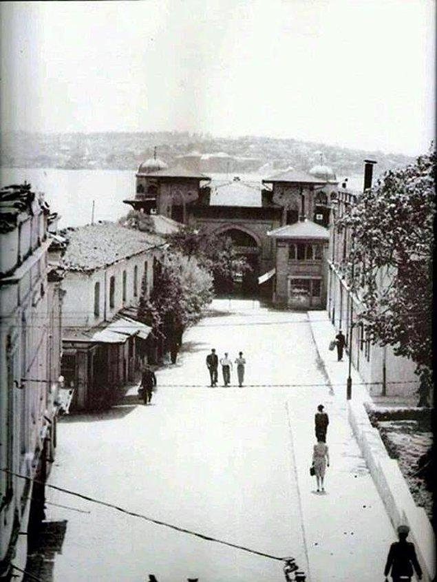 Beşiktaş iskelesi, 40 lar