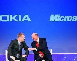 Nokia Resmen Microsoft'un!
