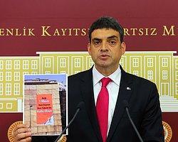 """CHP'li Umut Oran, TBMM Başkanı Cemil Çiçek'in """"TCK'ya aykırı olabilir"""" diyerek 17 Aralık önergelerini işleme koymadığını bildirdi,"""