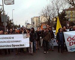 Marmara Üniversitesi Öğrencilerinden Rektörlük Hakkında Suç Duyurusu