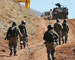 Tunceli'de karakol inşaatını protesto eden gruba müdahale: 2 yaralı