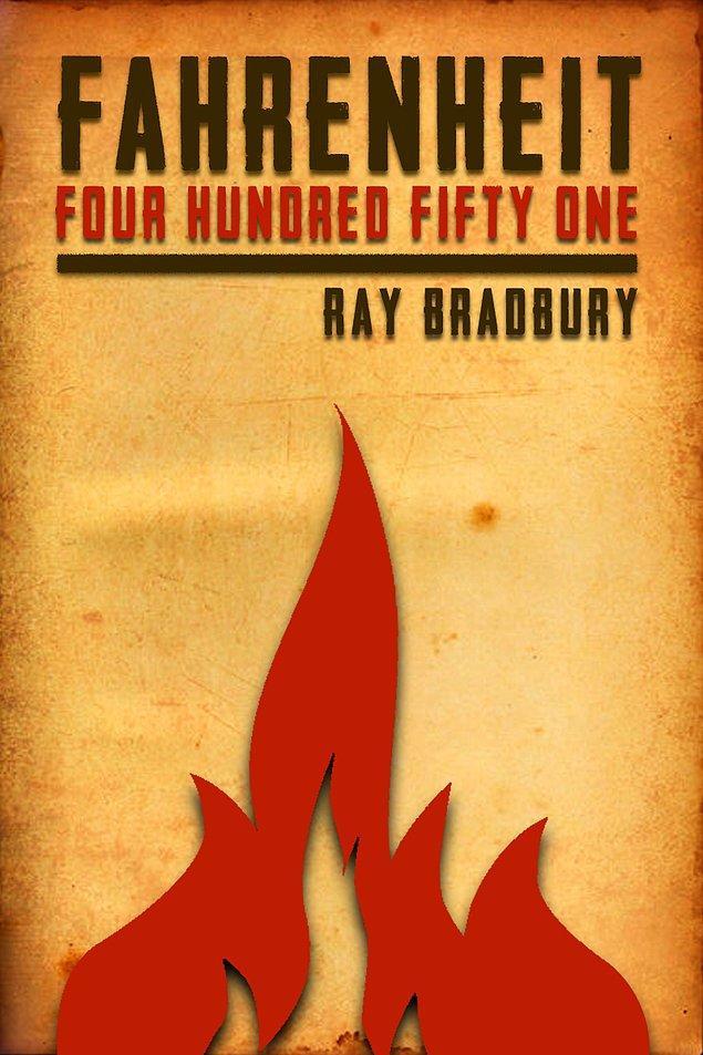 19- Ray Bradbury - Fahrenheit 451