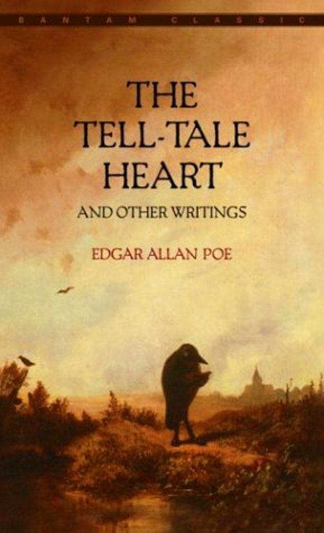 23- Edgar Allan Poe - Geveze Yürek