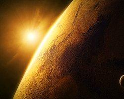 Mars Atmosferinde Yeni Bir Keşif