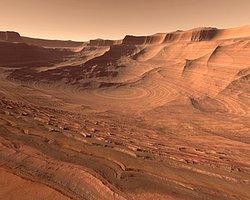 Mars'ta 200 Bin Yıllık Su İzi