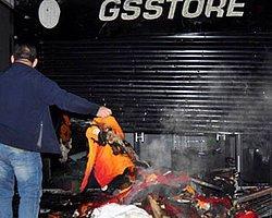 Gs Store Saldırısında 13 Tutuklama!