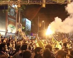 İstanbul'da 21 Taraftara Men Cezası