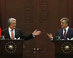 Alman Medyası Gauck'un Eleştirilerine Odaklandı