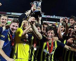 Fenerbahçe A2 Takımı Şampiyon Oldu