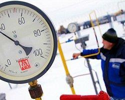 Gazprom'dan Yaptırımlara Karşı Doğalgaz Uyarısı