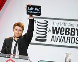 Webby Ödülleri'ne 'Twerking' Damgası