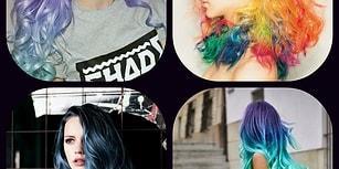 Sizde Böyle Durmayacağını Bildiğiniz 7 Saç Rengi