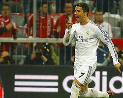 Ronaldo Messi'nin Rekorunu Kırdı