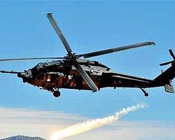 Diyarbakır Valiliği: Helikoptere 4 kurşun isabet etti!