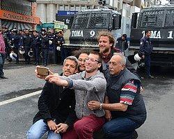 Ankara'da Toma'lı Selfie Hatırası