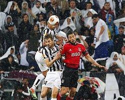 Benfica Juventus'a Şans Tanımadı