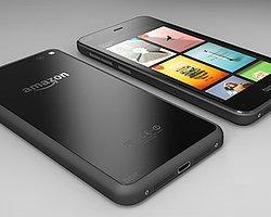 Amazon'un İlk Akıllı Telefonu Böyle Görünecek