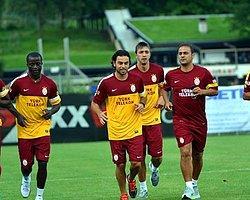 Galatasaray Hazırlıklarını Tamamladı