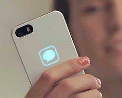 İPhone İçin Bildirim Işığı Yayan Akıllı Kılıf Üretildi