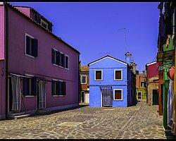 Gökkuşağının Tüm Renklerinin Buluştuğu Yer: Burano