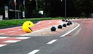 Fra.Biancoshock Tarafından Yapılmış 14 Eğlenceli ve İnce Mesajlı Sokak Sanatı