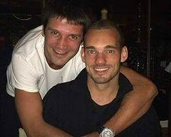 Sneijder'e Chivu Sürprizi