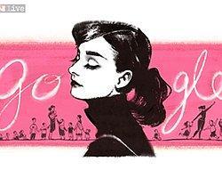 Google, Audrey Hepburn İçin Doodle Hazırladı